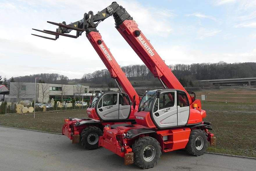 [Translate to Französisch:] Manitou MRT 2150 Privilege