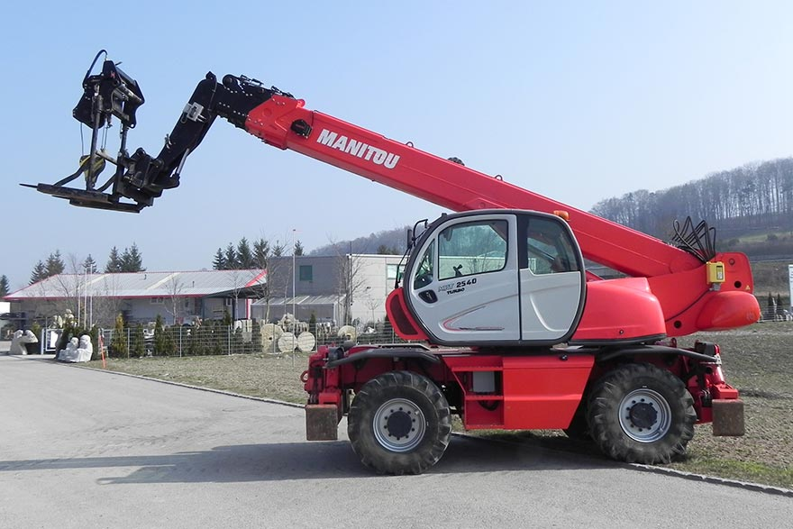 [Translate to Französisch:] Manitou MRT 2540 Privilege